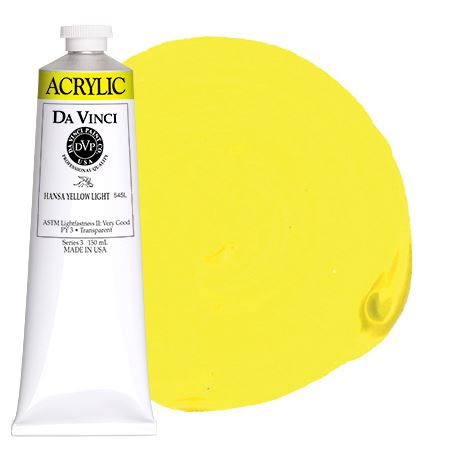 <!--(01)--> Hansa Yellow Light (150mL HB Acrylic)