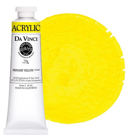 <!--(03)--> Primary Yellow (60mL HB Acrylic)