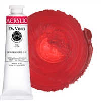 <!--(19)--> Quinacridone Red (60mL HB Acrylic)