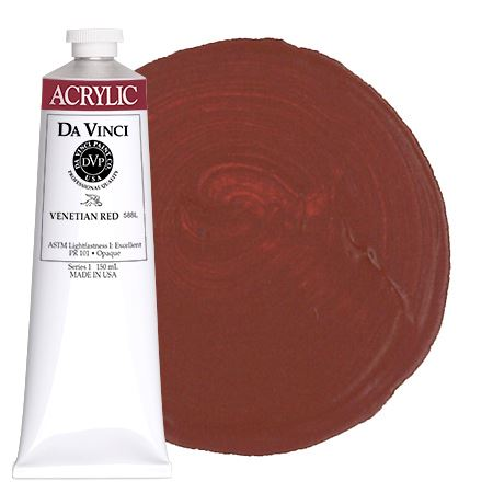 <!--(53)--> Venetian Red (150mL HB Acrylic)
