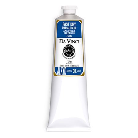 (32) Phthalo Blue (150mL Fast Dry Oil Paint)