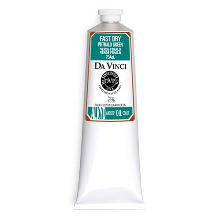 (37) Phthalo Green (150mL Fast Dry Oil Paint)