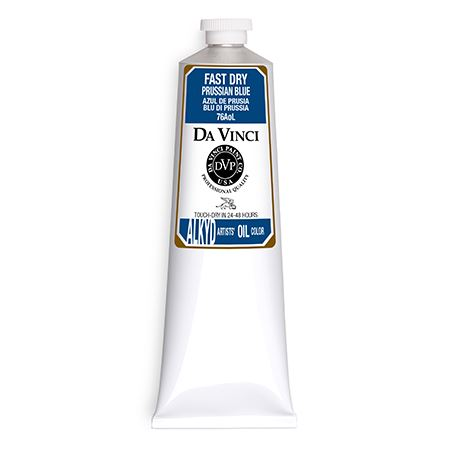 (28) Prussian Blue (150mL Fast Dry Oil Paint)