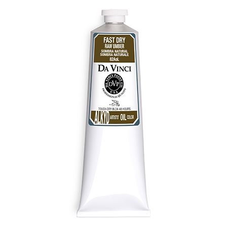 (53) Raw Umber (150mL Fast Dry Oil Paint)