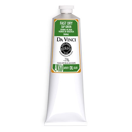(42) Sap Green (150mL Fast Dry Oil Paint)