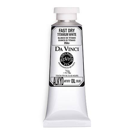 (59) Titanium White (37mL Fast Dry Oil Paint)