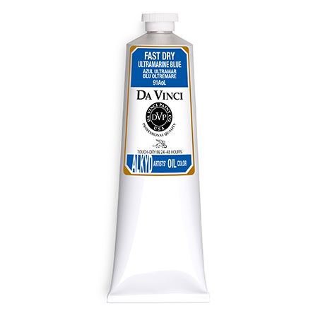 (27) Ultramarine Blue (150mL Fast Dry Oil Paint)