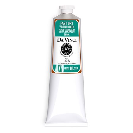 (36) Viridian (150mL Fast Dry Oil Paint)