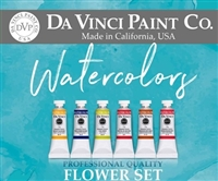 <!(--0005)--> Watercolor Flower Set