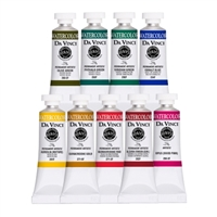 <!(--0004)--> Larry Lombardo Palette of (9) 15mL Watercolors