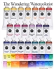 <!(--0004)--> Paul Jackson Palette of (20) 15mL Watercolors