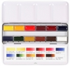 <!(--0002)--> Watercolor 12-Full Pan Travel Tin
