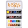 <!(--#01)--> Denise's Wildlife Da Vinci Watercolor Palette