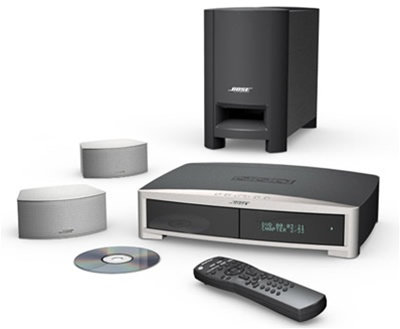 bose 3 2 1 gs series ii dvd home entertainment system. Black Bedroom Furniture Sets. Home Design Ideas