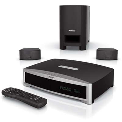 bose 321 gsx series iii cd and dvd player system home theater systems. Black Bedroom Furniture Sets. Home Design Ideas
