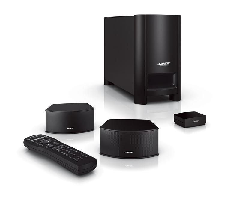 bose cinemate gs series ii digital home theater speaker. Black Bedroom Furniture Sets. Home Design Ideas