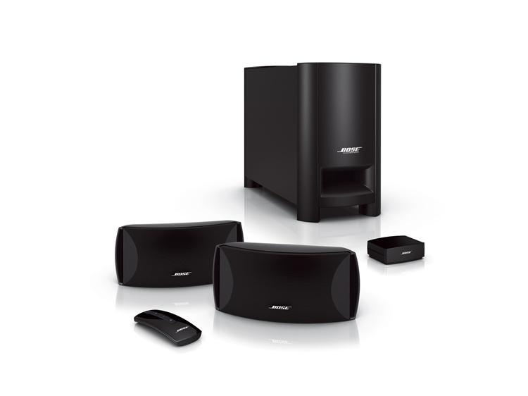 bose cinemate series ii digital home theater speaker system. Black Bedroom Furniture Sets. Home Design Ideas