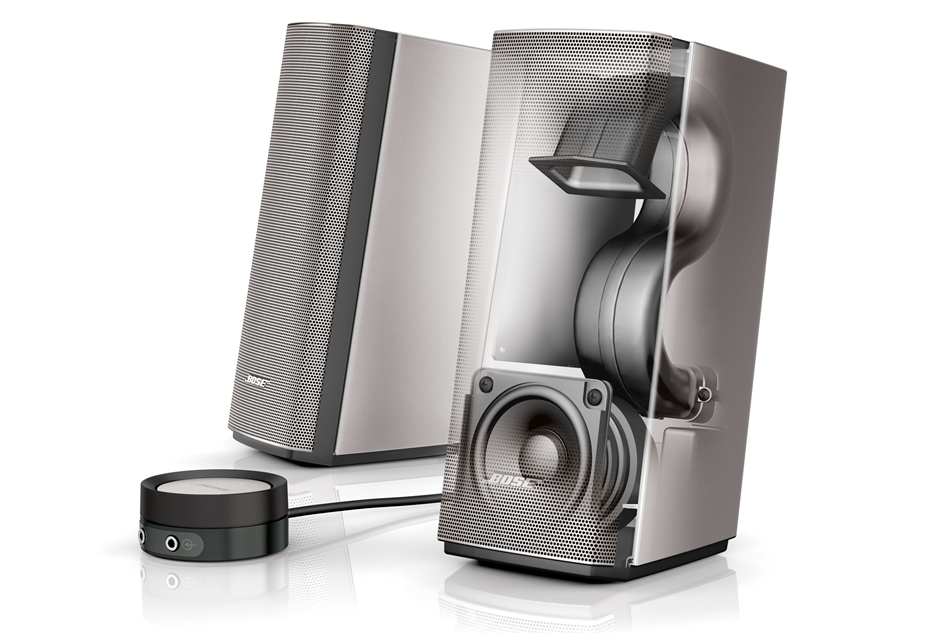 Bose 174 Companion 174 20 Multimedia Speaker System