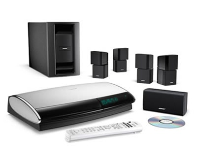Bose Sound System >> Bose Lifestyle 28 Series Iii Dvd Home Entertainment System