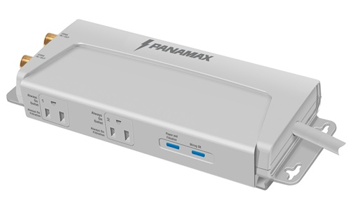 Panamax Mfp 300 Home Theater Power Management Surge Protector