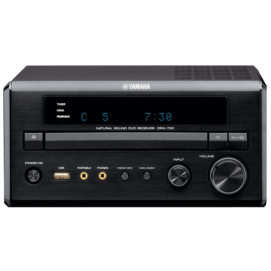 e0455504f Yamaha DRX-730 CD/DVD Receiver