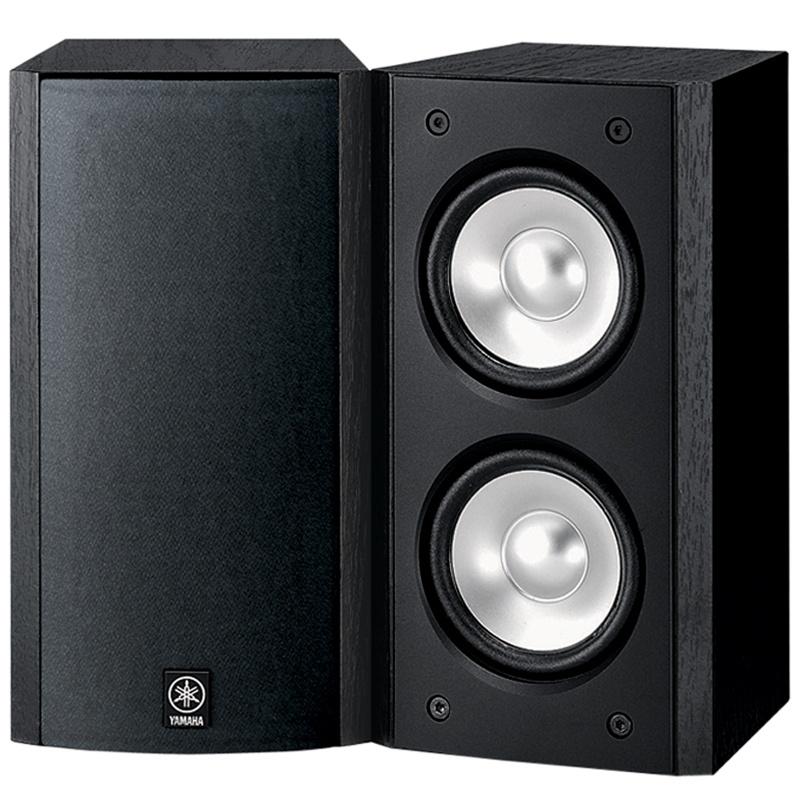 Yamaha NS B310 Full Range Acoustic Suspension Bookshelf Speakers