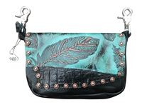Windblown Leaves Concealed Carry Hip Bag