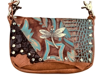 Sedona Dragonfly Concealed Carry Hip Bag