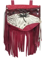 Fuchsia Passion Marty Hip Bag