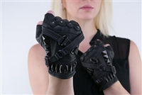 Fury Road Riding Leather Gloves