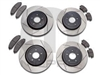 Challenger Mopar Performance Upgrade Brake Kit - P5160048