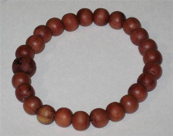 Korean Zen Cedar Prayer Bracelet