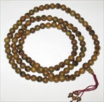 Kuan Yin Verawood 108 Bead Mala Prayer Beads