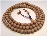 Ebony 108 Bead Mala Prayer Beads
