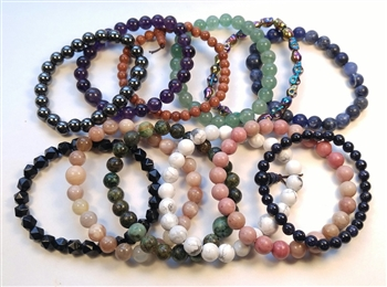 Sampler Pack - Top 12 Selling Beaded Bracelets