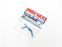 Tamiya 3x14mm Round Head Socket Screw Blue 5pcs 53769