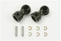 Tamiya NDF-01 2-Speed Transmission Steel Joint Ball 2pcs 53812