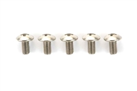 Tamiya 2.6x5mm Titanium Screws & Head 5pcs 54420