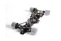 Tamiya 1:10 F104 Version II PRO Black Special Chassis Kit Not Assemble 84336