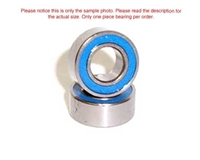 APS Dual Rubber Sealed Ball Bearings 5x10mm APS510RS