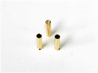 Gold Plated 4.0mm Banana Style Twisted Plug Female 3pcs MUCH020