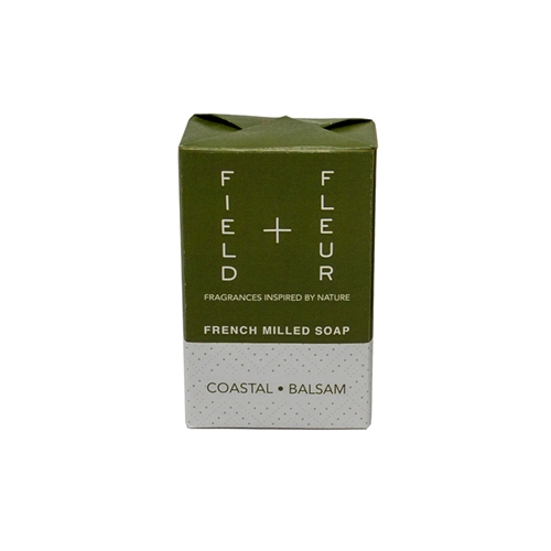 Coastal Balsam French Milled Soap 6.6oz
