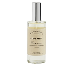 Cashmere body mist 4oz.