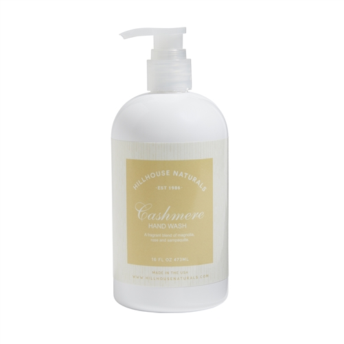 Cashmere hand wash 16oz.