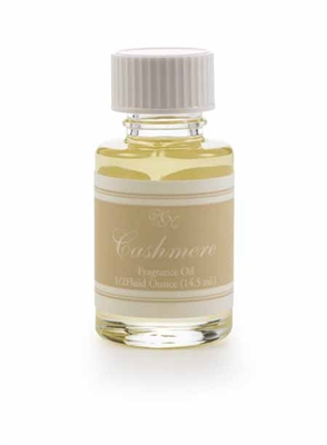 Cashmere refresher oil 1/2oz.