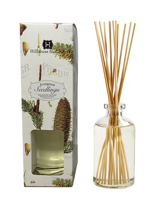 Evergreen Seedling diffuser 6oz.