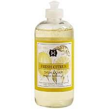 Fresh Citrus dish soap 16oz.