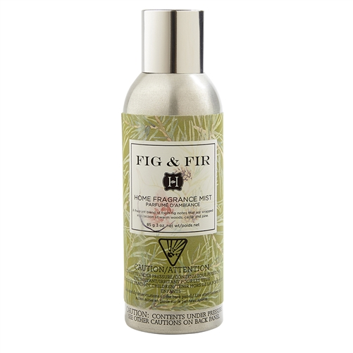 Fig & Fir Fragrance Mist 3oz.