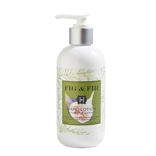 Fig & Fir Hand Lotion 8.25oz.