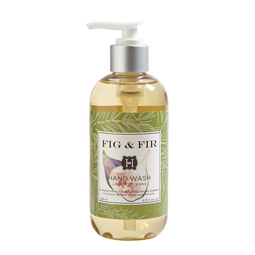 Fig & Fir Hand Wash 8.25oz.